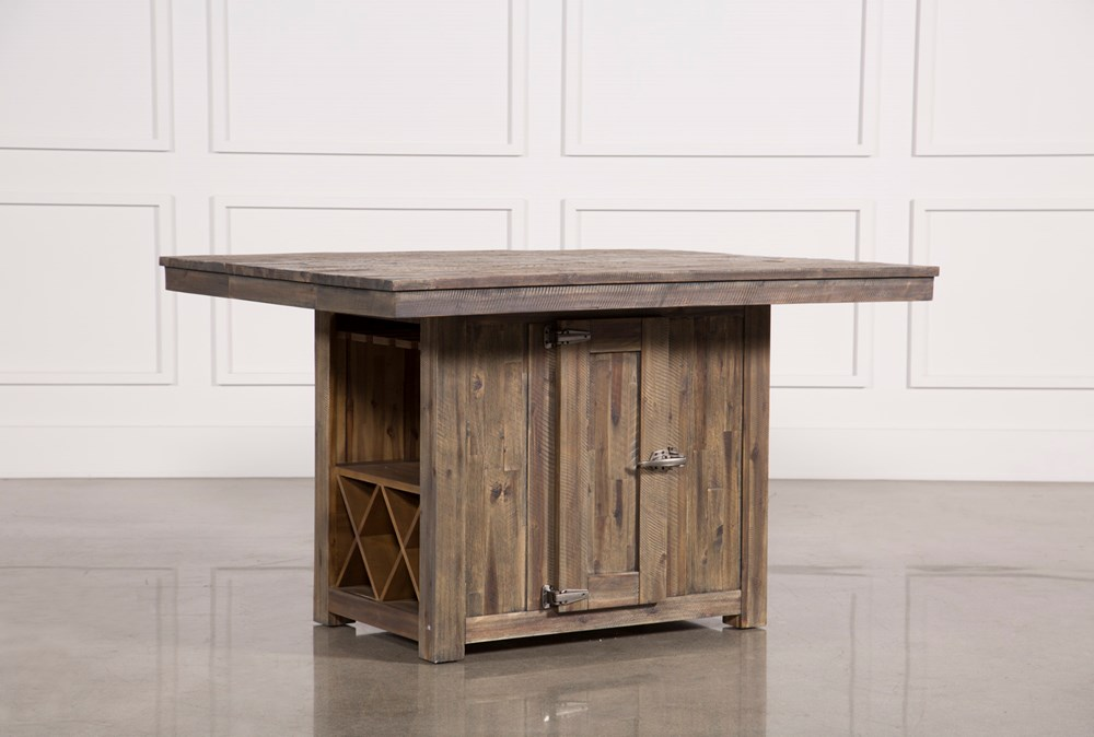 Mallard Extension Counter Table