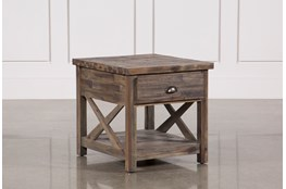 Mallard End Table