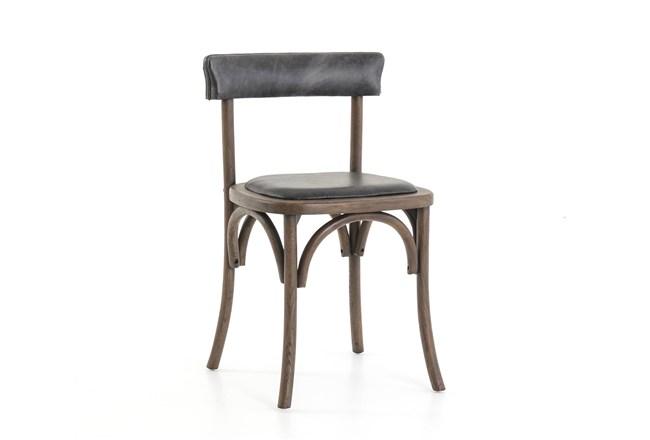 Durango Smoke & Warm Cedar Dining Chair - 360