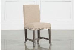Jaxon Grey Upholstered Side Chair