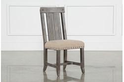 Jaxon Grey Wood Side Chair