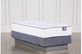 Coralview Plush Twin Extra Long Mattress W/Foundation