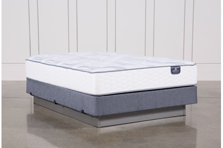 Coralview Plush Full Mattress W/Foundation