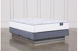 Coralview Plush Queen Mattress W/Foundation
