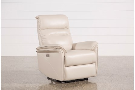 Laird Cream Power Wallaway Recliner