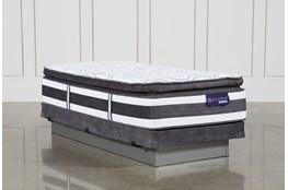 Observer Pillow Top Twin Xl Mattress W/Low Profile Foundation