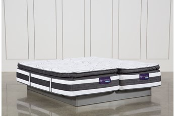 Observer Pillow Top Eastern King Split Mattress Set