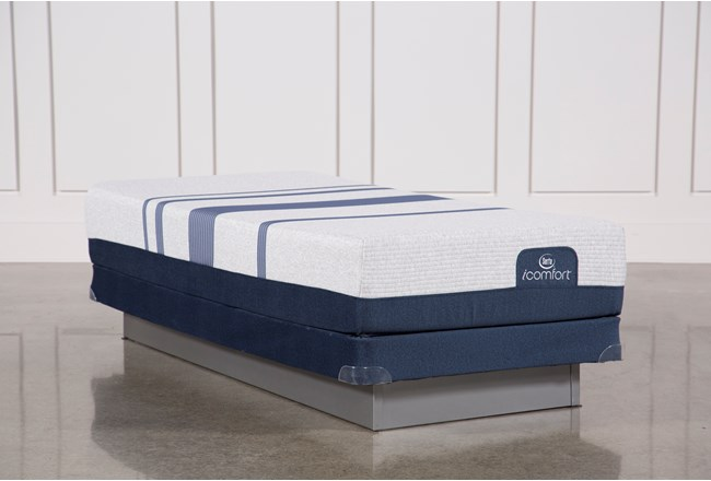 Blue 300 Twin Extra Long Mattress - 360