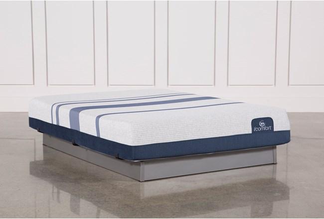 Blue 500 Queen Mattress - 360