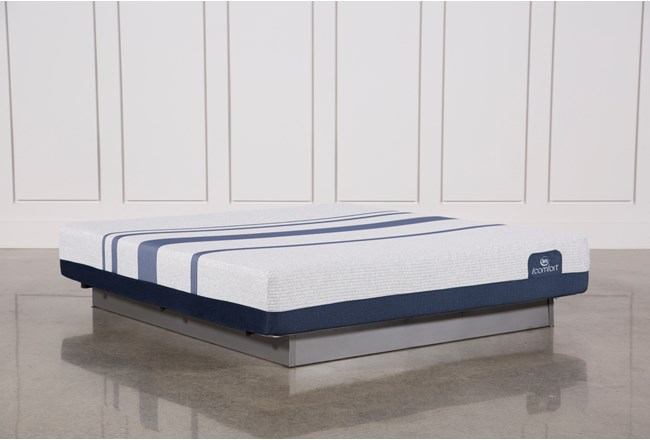 Blue 500 California King Mattress - 360