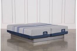 Blue Max 1000 Plush Eastern King Split Mattress Set