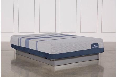 Blue Max 1000 Plush Queen Mattress