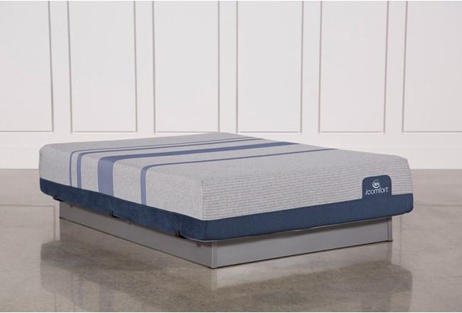 Blue Max 1000 Plush Queen Mattress - 360