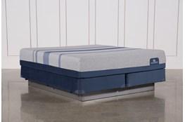 Blue Max 1000 Plush Eastern King Mattress W/Foundation