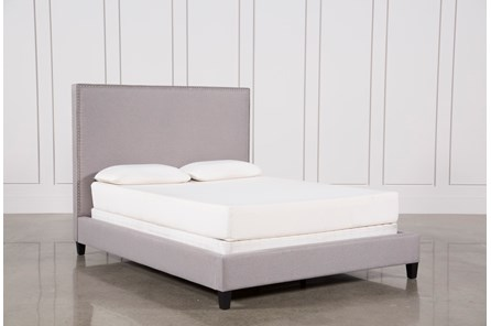Kaelyn California King Upholstered Panel Bed