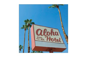 Picture-Aloha Hotel 24X24