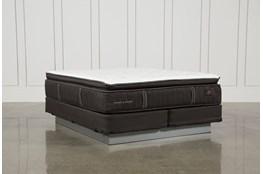 Trailwood Luxury Plush Euro Pillow Top Cal King Mattress W/Foundation