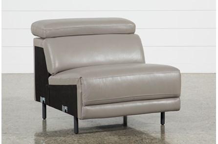 Thatcher Grey Armless Chair