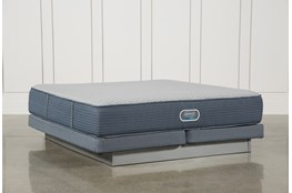 Victory Firm Eastern King Mattress W/Low Profile Foundation