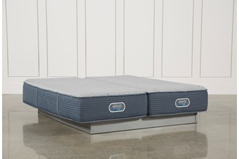 Vivid Shores Ultimate Plush Eastern King Split Mattress Set