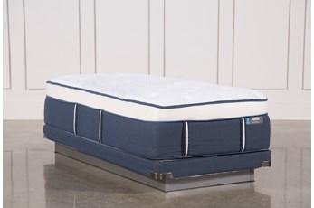 Blue Springs Plush Twin Xl Mattress W/Low Profile Foundation