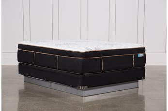 Copper Springs Firm Queen Mattress W/Foundation