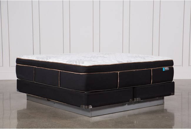 Copper Springs Firm Eastern King Mattress W/Foundation - 360
