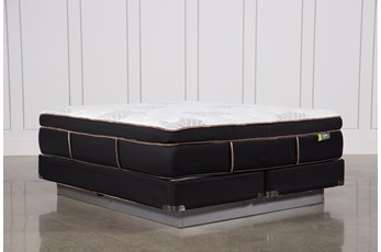 Copper Springs Medium California King Mattress W/Foundation