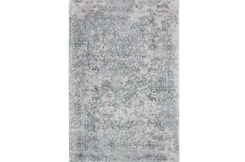 108X156 Rug-Tobin Ice Blue