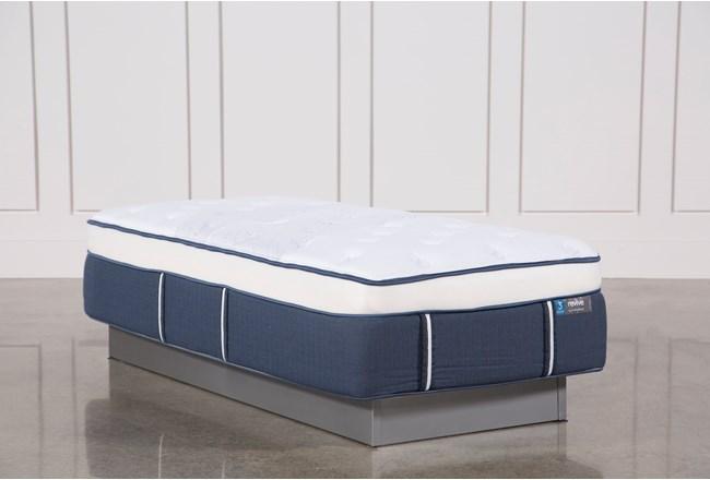 Blue Springs Plush Twin Extra Long Mattress - 360