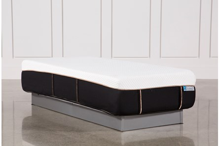 Copper Hybrid Plush Twin Extra Long Mattress