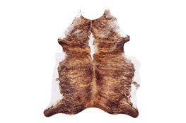 60X96 Rug-Oscar Cowhide Exotic Light Small