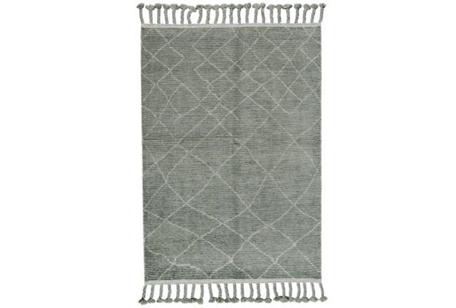 102X138 Rug-Maceo Ash Grey - 360
