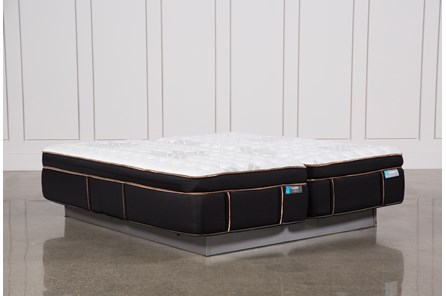 Copper Springs Firm Eastern King Split Mattress Set