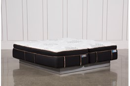 Copper Springs Plush Eastern King Split Mattress Set
