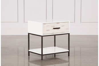 Elden 1-Drawer Nightstand