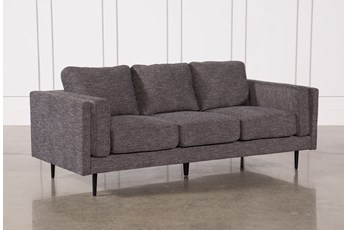 Aquarius Dark Grey Sofa