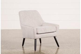 Celeste Light Grey Accent Chair