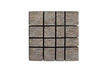 36 Inch Wood Inlay Wall Decor