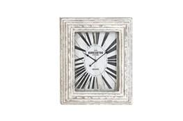 28 Inch White Kensington Wall Clock
