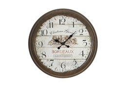 28 Inch Chateau Grand Clock