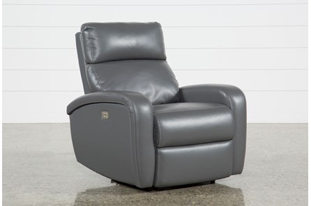 Darwin Graphite Power Wallaway Recliner