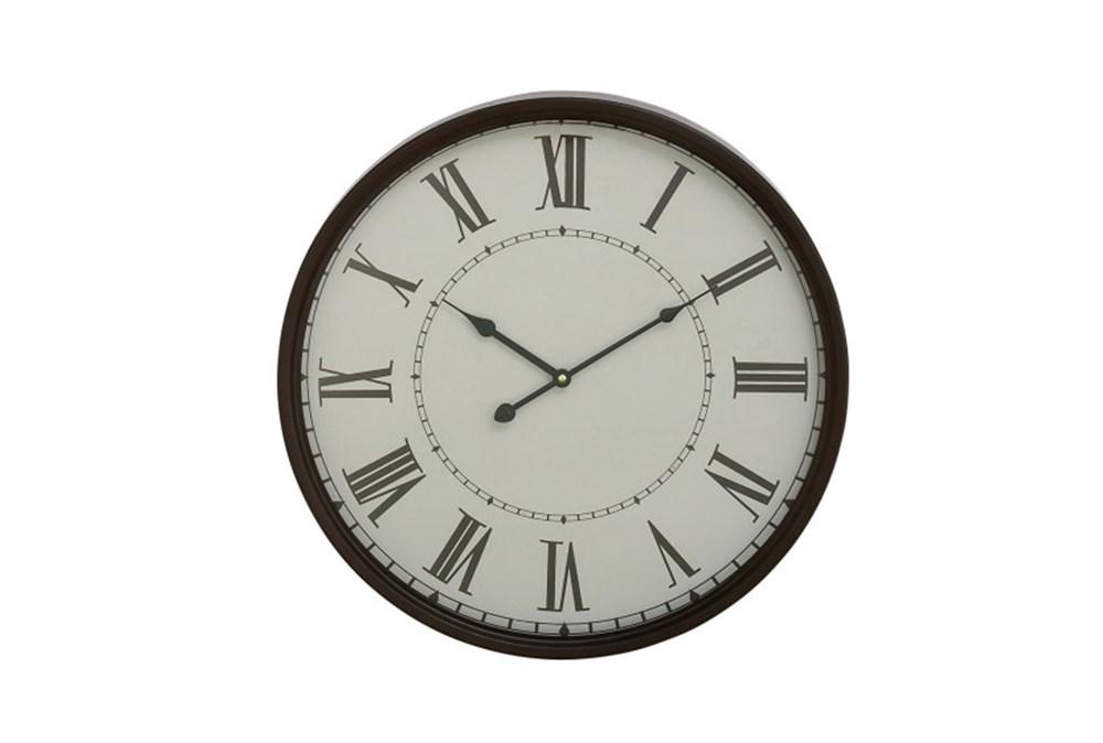 20 Inch Roman Numeral Wall Clock