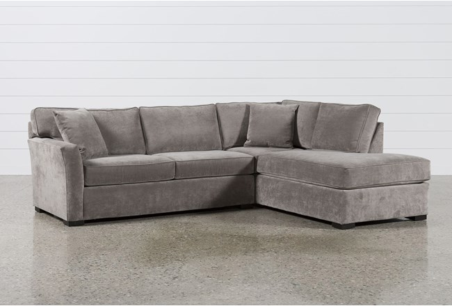 KIT-ASPEN 2 PIECE SLEEPER SECTIONAL W/RAF CHAISE - 360