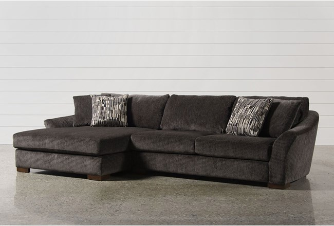 Evan 2 Piece Sectional W/Laf Chaise - 360