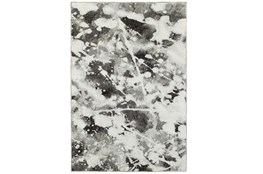 63X87 Rug-Marshall Black And White