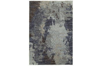 22X38 Rug-Marshall Steel Blue