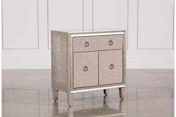 2 Door And 1-Drawer Cabinet