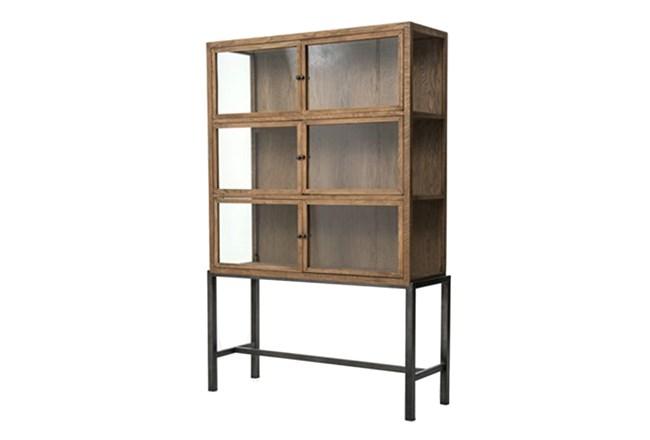 Apothecary Curio Cabinet - 360