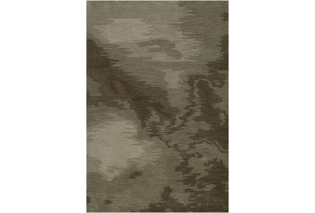 96X120 Rug-Corina Swirl Taupe - 360